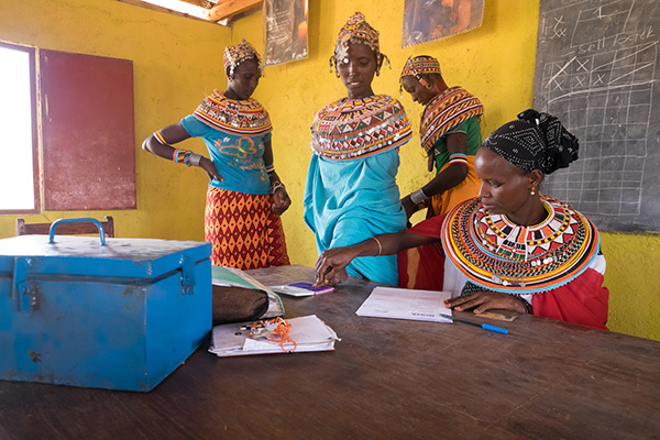 BOMA Project is focusing on women as a solution to extreme poverty.