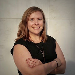 Jenna Ross, Success Content Specialist at Salesforce