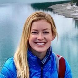 Liz Hamel, Communications Manager at Salesforce.org