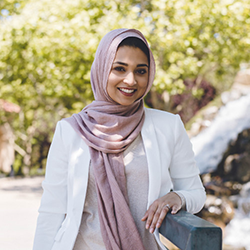 Sadia Saifuddin, Manager at Salesforce.org