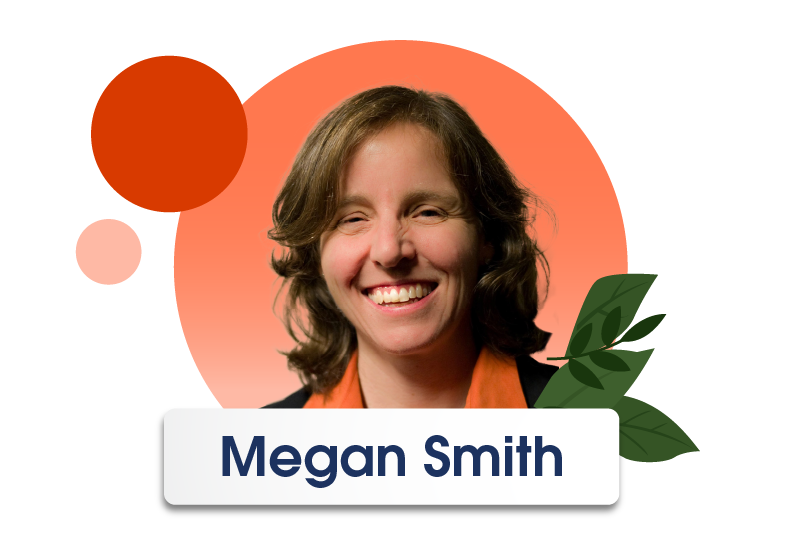 Co-founder of Shift7, Megan Smith
