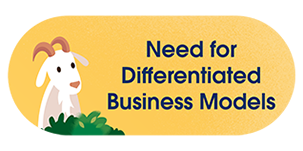 Need for Differentiated Business Models