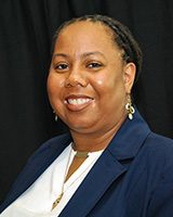 Dr. Glenda Evans, Assistant Professor & Chair of the Department of Business Administration at Hampton University