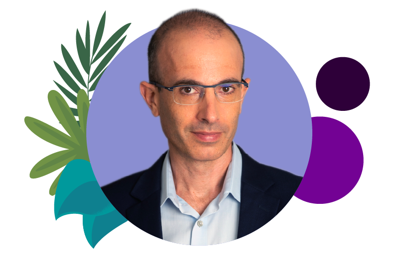 Yuval Noah Harari, Education Summit speaker
