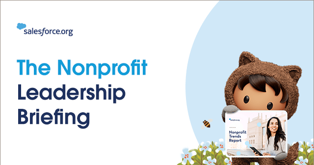 The Nonprofit Leadership Briefing