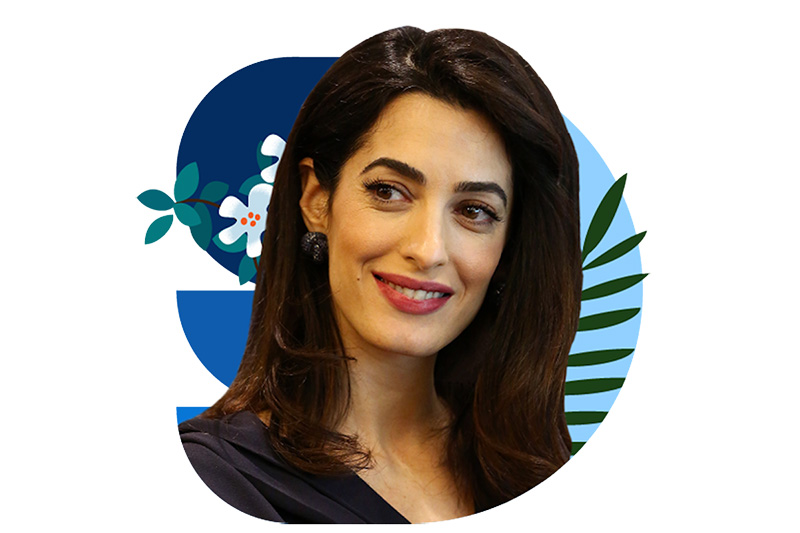 Amal Clooney, speaker at Nonprofit Summit 2021