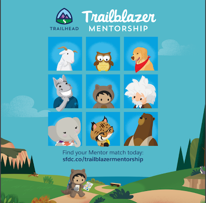 image of Trailblazer mentorship
