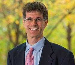 Dr. Phillip Knutel, Vice President and Chief Information Officer of Babson College