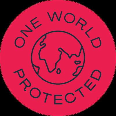Gavi one world protected logo