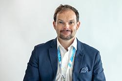 Cyril Treacy, VP, Industry Advisors & COE at Salesforce, headshot