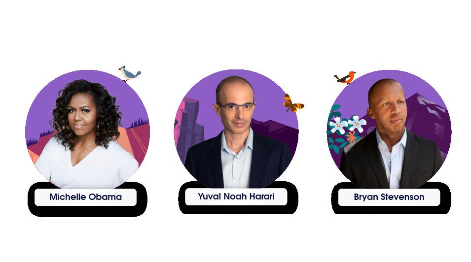 Education Summit 2021 featured speakers
