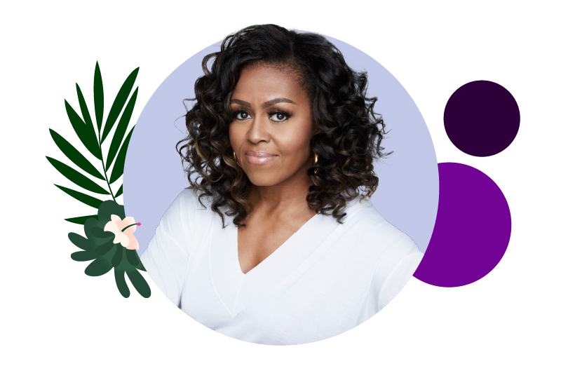Michelle Obama, Former First Lady