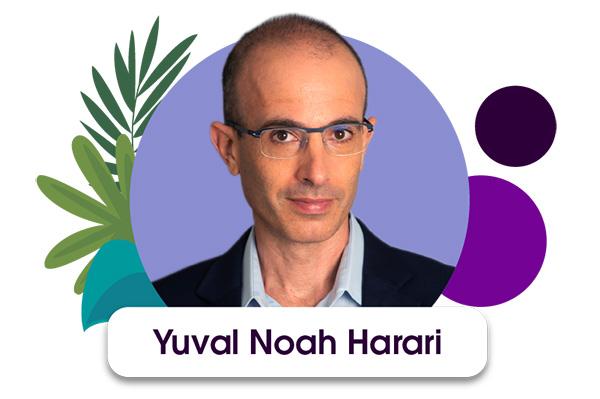 Headshot of Yuval Noah Harari
