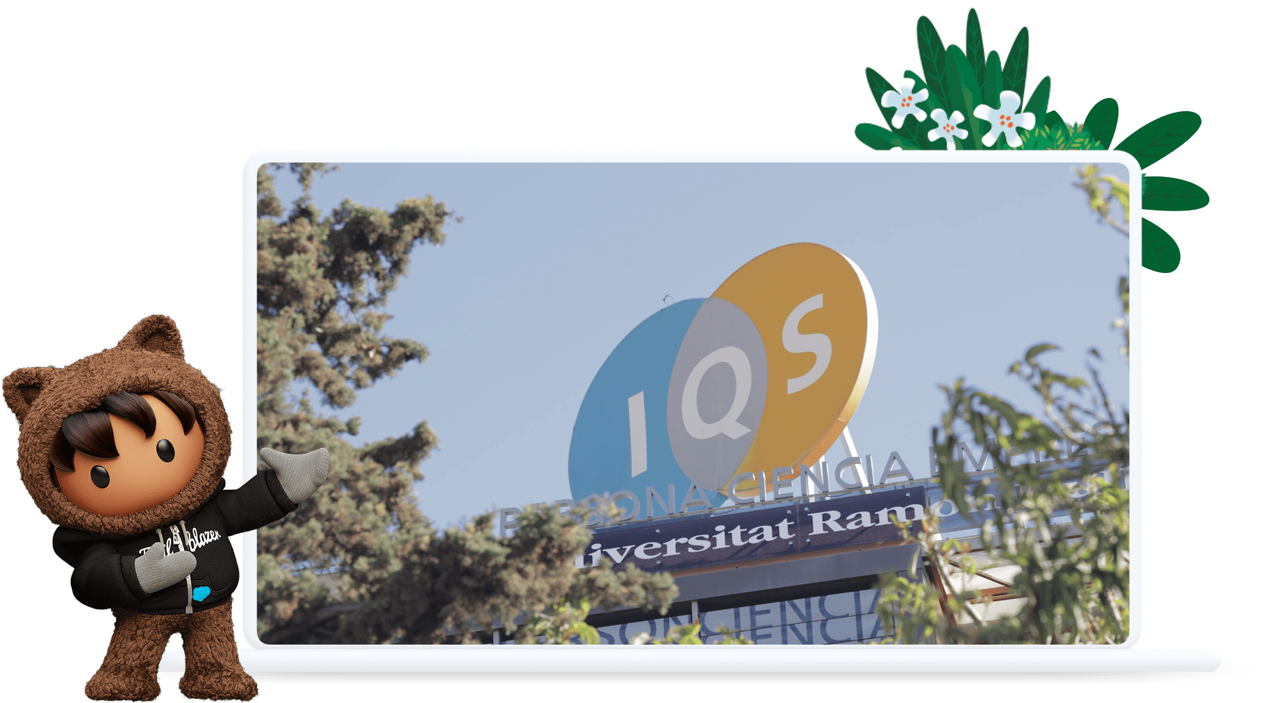 IQS success story with Education Cloud