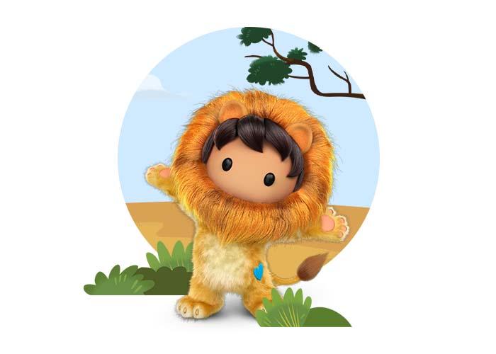 Astro Lionheart