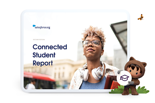 The Connected Student Report, 2nd edition cover image