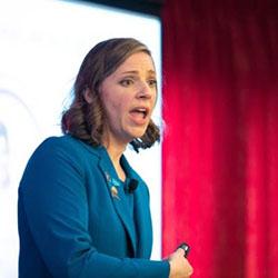 Jessica Talbert, Director & Industry Advisor of Recruitment & Admissions, Salesforce.org