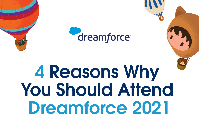Dreamforce 2021 graphic