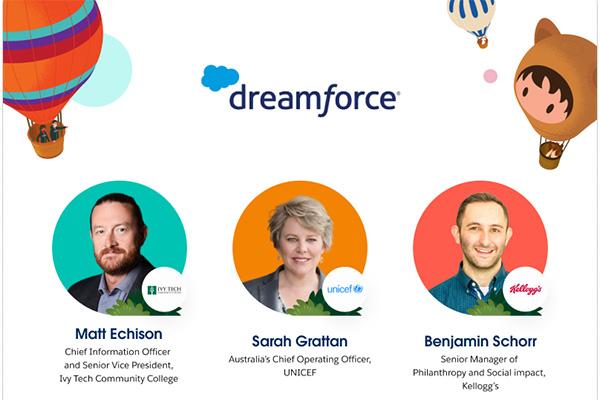 Dreamforce 2021 speakers