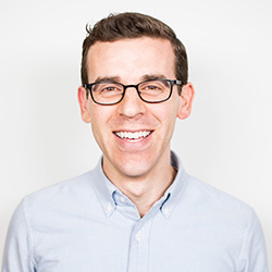 Greg Perlstein, Digital Transformation Lead for Salesforce.org