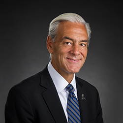 Rick Shadyac, President and Chief Executive Officer of ALSAC