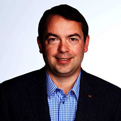 Michael Duggan, Nonprofit Industry Advisor, Salesforce.org